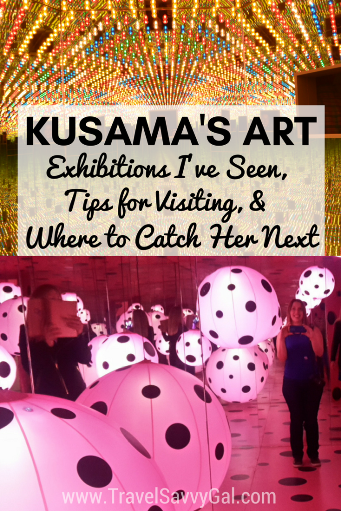 Kusama Infinity Mirrors Art Exhibition - What I've Seen, Tips for Visiting & Where It's Headed Next US Canada