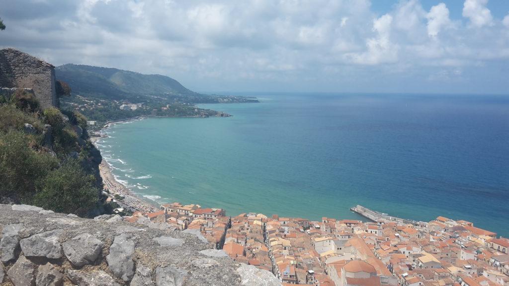 La Rocca Hike Cefalu Sicily Italy 20150621_115010