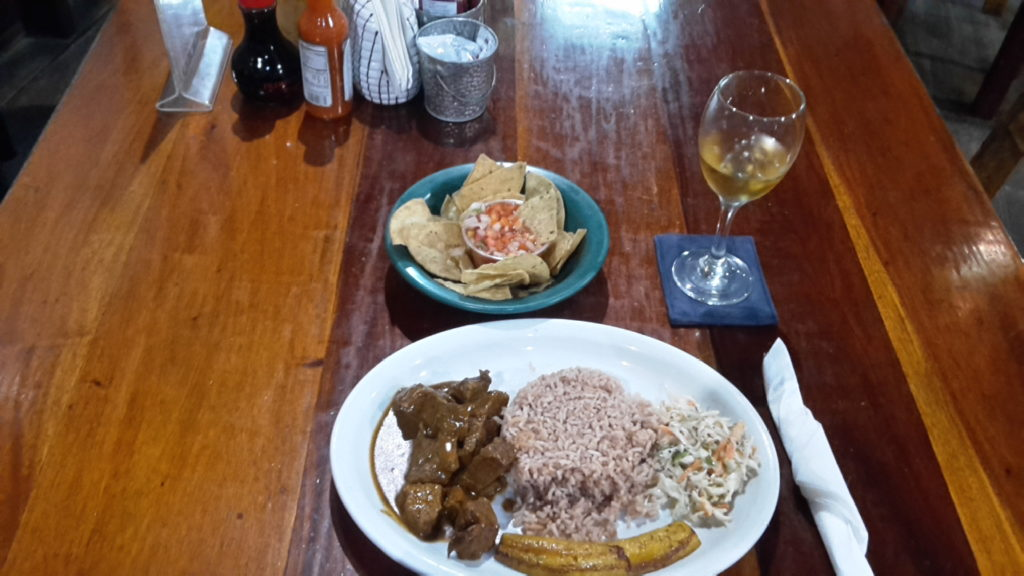 Local Rum How to Eat Like a Local in Belize 20170512_195320