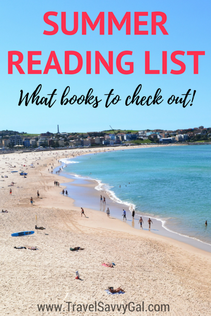 SUMMER READING LIST - What Books to Check Out!
