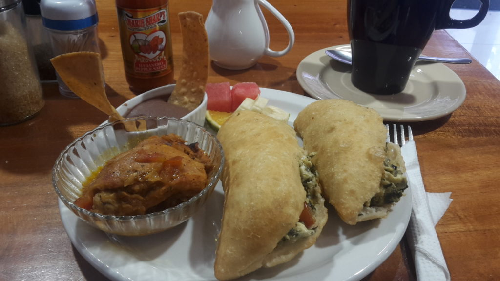 Stuffed Fry Jacks How to Eat Like a Local in Belize 20170510_081147