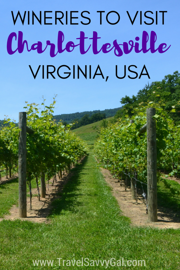 Best Charlottesville VA Wineries to Visit for a Wine Tasting