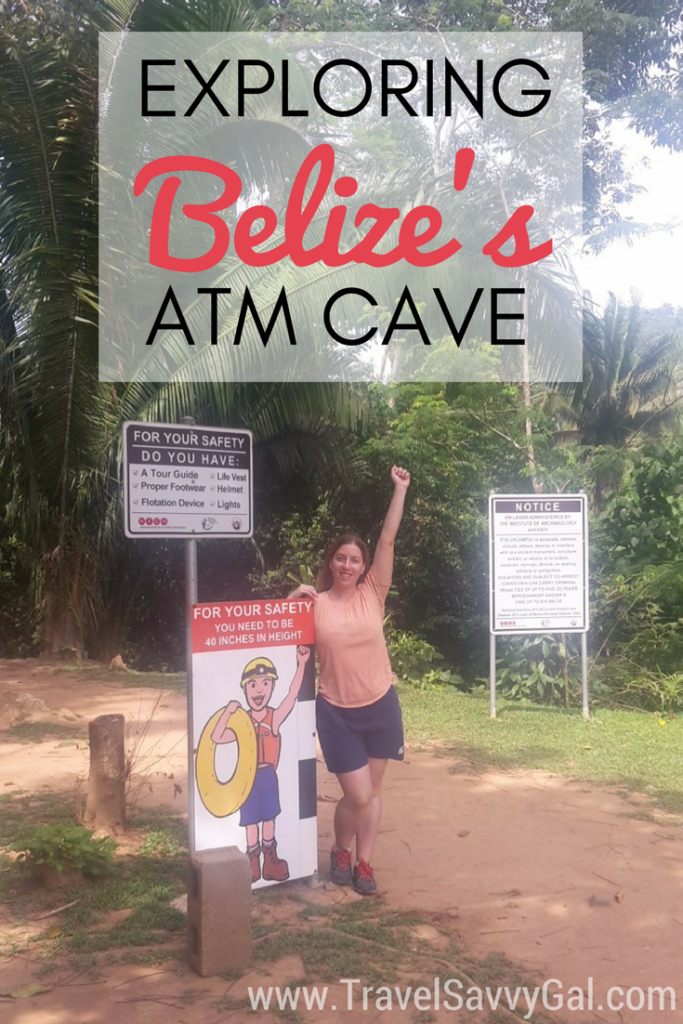 Exploring Belize's ATM Cave - Achtun Tunichil Muknal - Mayan Archaeological Wonders