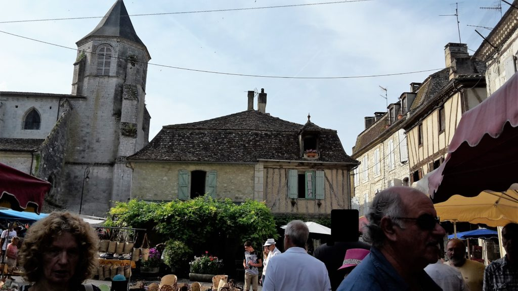 Just Another Day Celebrating July 4th Abroad small town France 20150705_093515 edited (2)