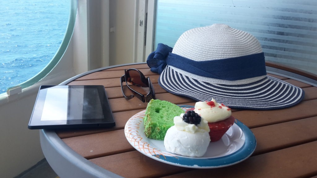 Reading Top Tips for Taking a Cruise 20170714_133658
