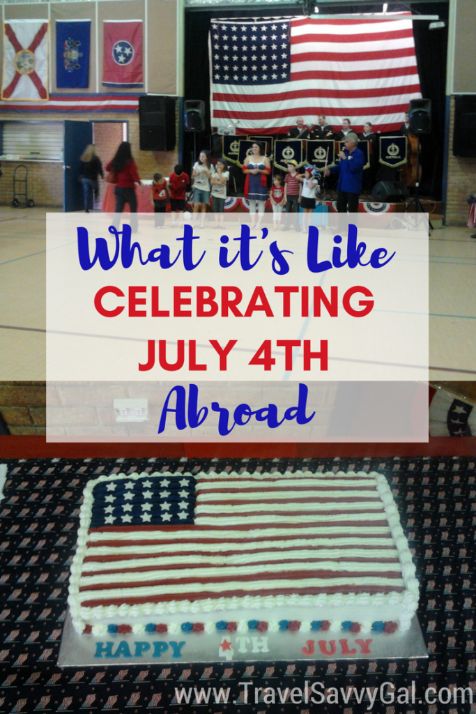 What it's Like Celebrating July 4th Abroad