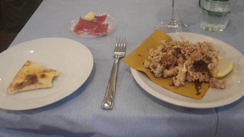 Al Vecchio Galeone Where to Eat in Rome Italy 20161001_205221