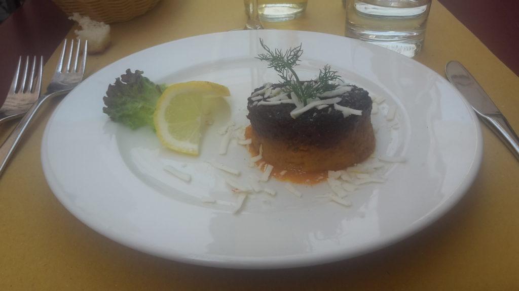 Ditirambo Where to Eat in Rome Italy 20161001_133915
