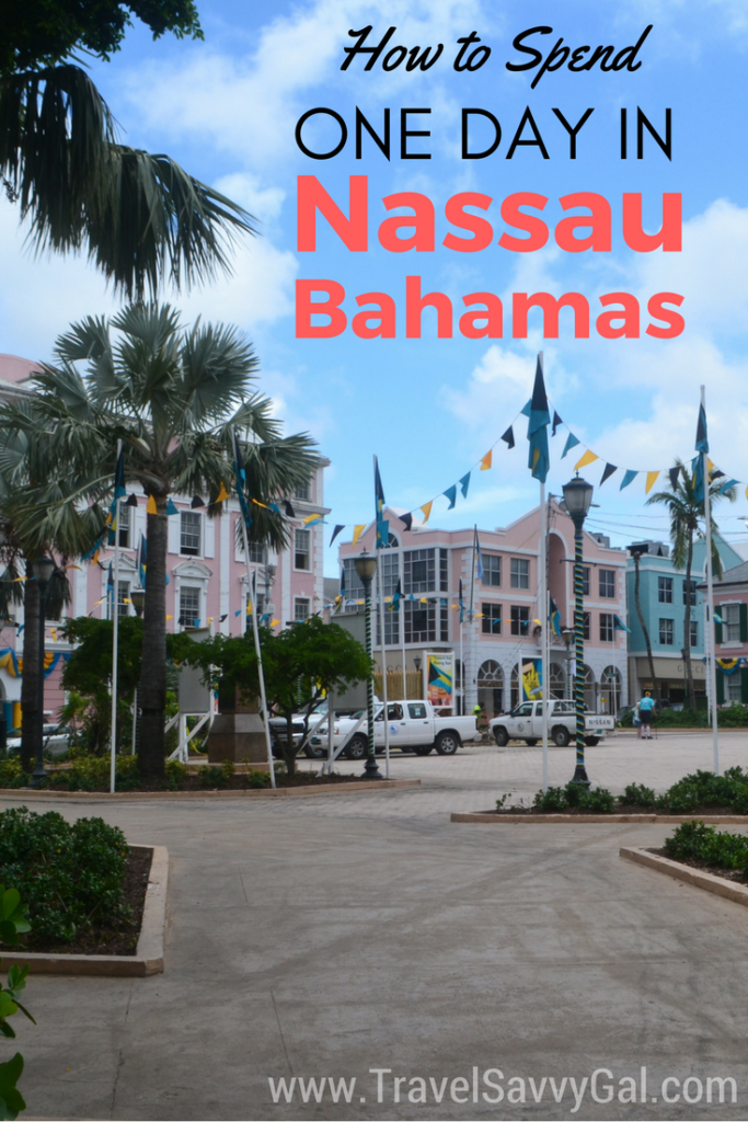 How to Spend One Day in Nassau Bahamas