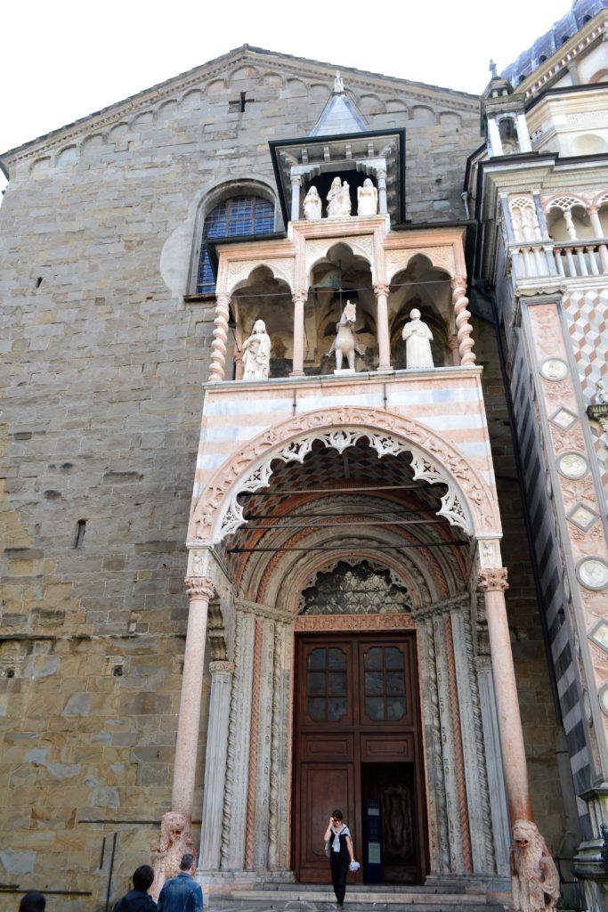 Basilica di Santa Maria Maggiore How to Spend One Day in Bergamo Italy DSC_0234 (2)