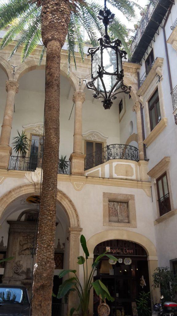 Entrance Palermo Tile Museum Stanze al Genio Palermo Sicily Italy 20150622_120945 (2)