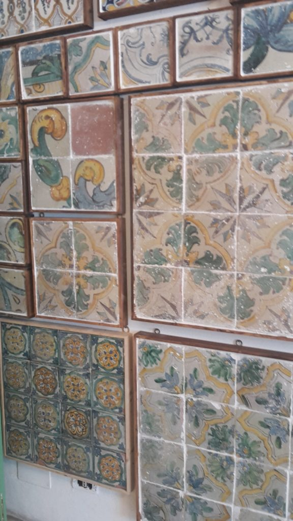 Palermo Tile Museum Stanze al Genio Palermo Sicily Italy 20150622_124331 (2)