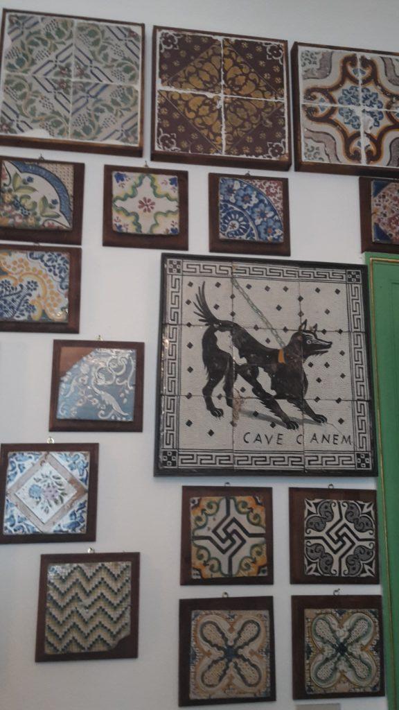 Palermo Tile Museum Stanze al Genio Palermo Sicily Italy 20150622_124347 (2)