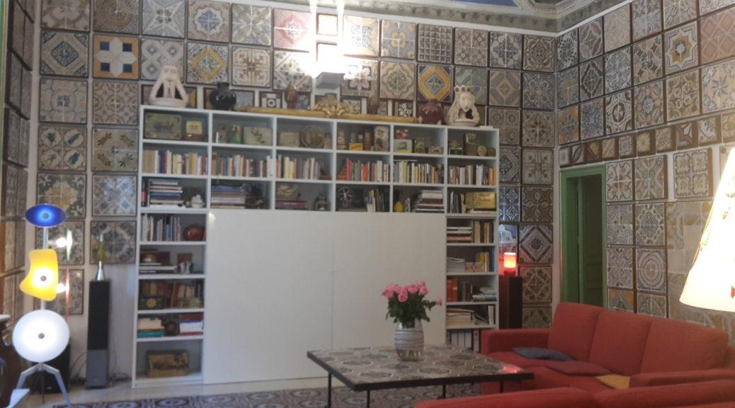 Palermo Tile Museum Stanze al Genio Palermo Sicily Italy 20150622_125224