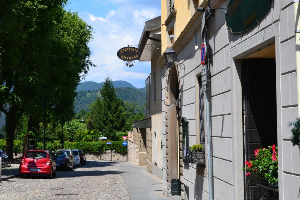 Ristorante Trattoria Bernabo How to Spend One Day in Bergamo Italy DSC_0375