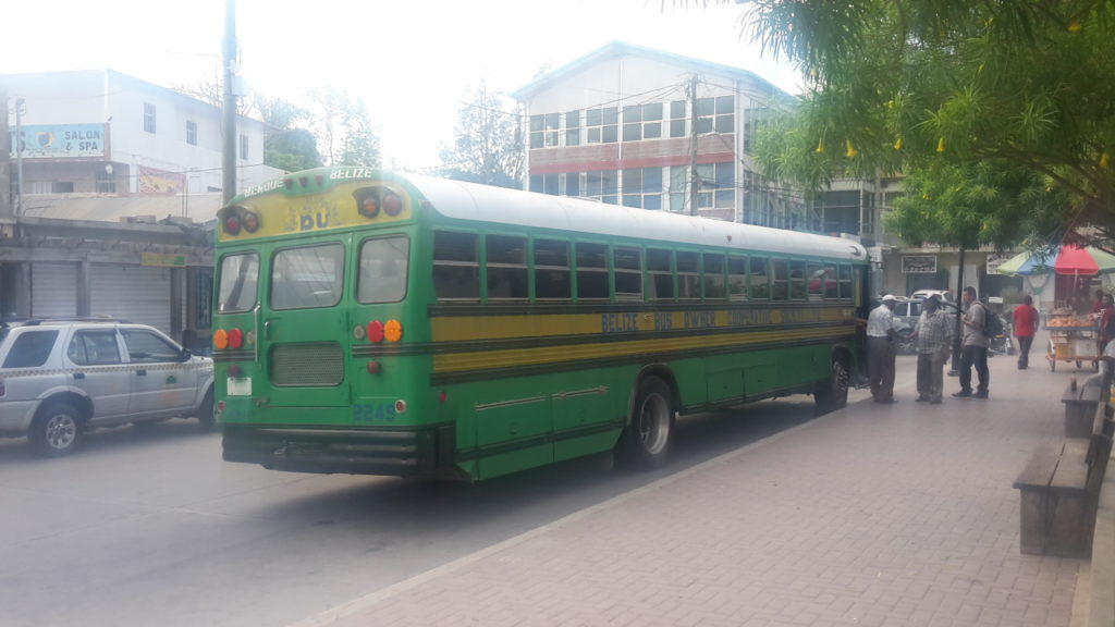 School Buses Things to Know About Belize Before You Go 20170510_093441