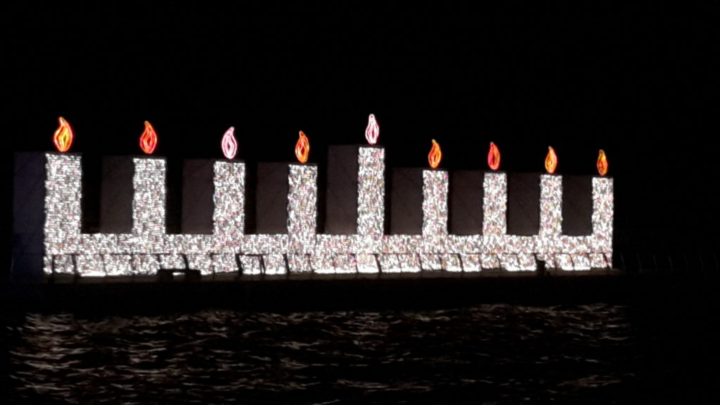 Lights 7 Best Reasons Why Visit Israel During Chanukah 20151203_173036