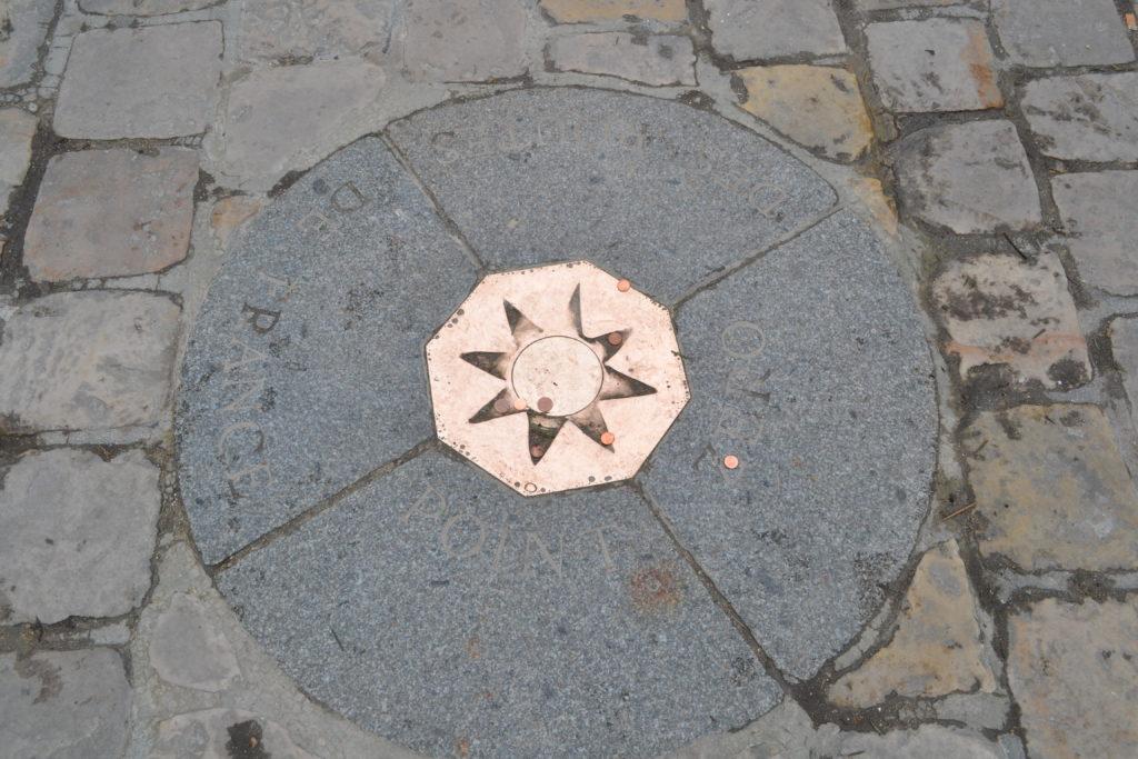 Point Zero Paris France Notre Dame DSC_0780