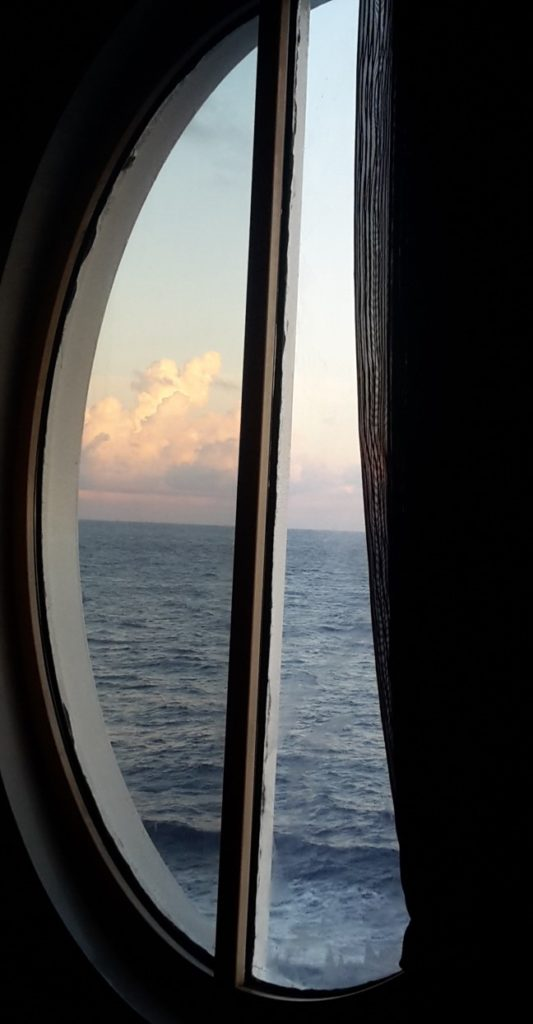 Porthole Seasickness Top 7 Excuses for NOT Going on a Cruise – And Why You Should Anyway!20170714_194407 (2)