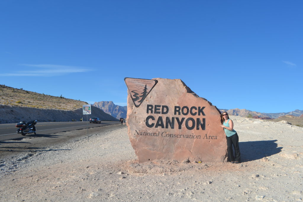 Red Rock Canyon Las Vegas Nevada Travel Superlatives of 2017 To Inspire Your Next Adventure DSC_0005