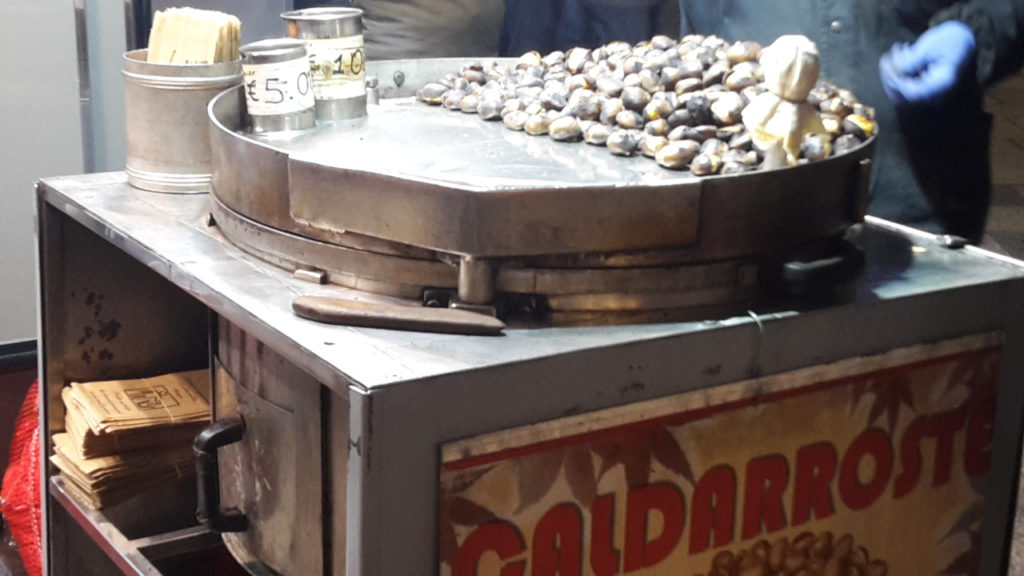 Roasted Chestnuts in Milan Italy Winter Bucket List How to Make the Most of the Season 20161217_205856