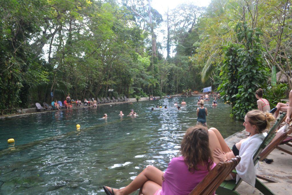 Natural Springs Ojo de Agua Top 13 Reasons to Make Nicaragua Your Next Tropical Destination DSC_0883