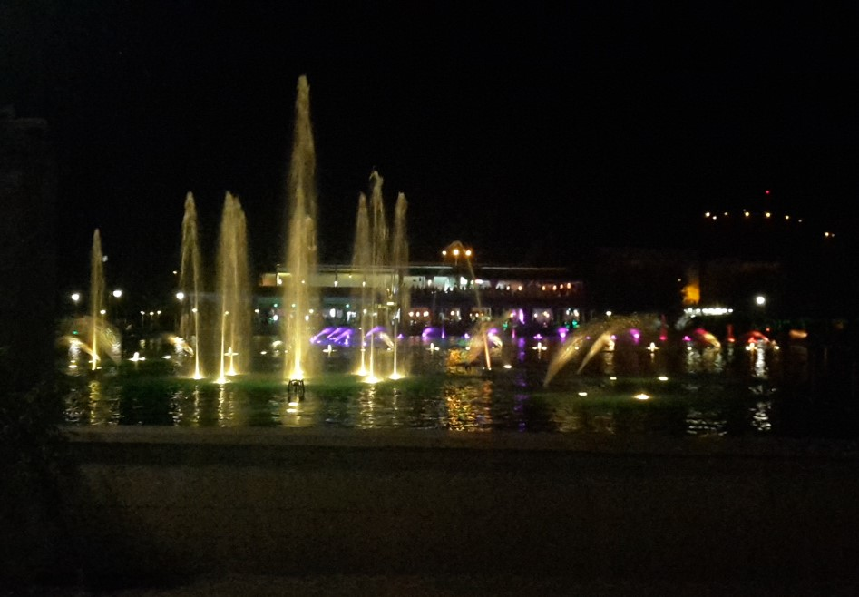 Singing Fountains Plovdiv Bulgaria Best Light Shows Around the World 20160826_221743 (2)