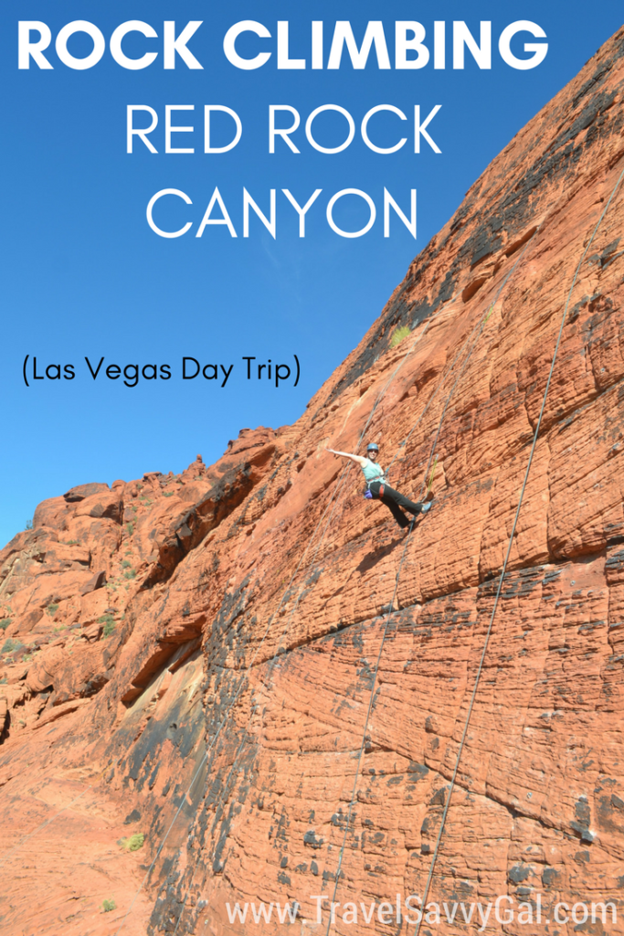 Rock Climbing in Red Rock Canyon: Day Trip from Las Vegas ...