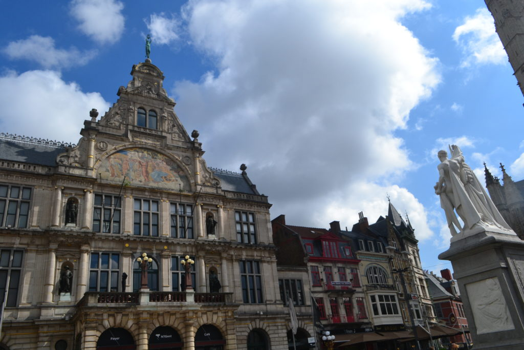 How To Spend One Day In Ghent Belgium Things To See Do